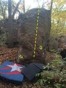Rock Climbing Photo: Prow-ish feature