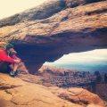 Rock Climbing Photo: Canyonlands