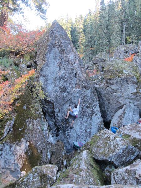 Rock Climbing Photo: The Phoenix