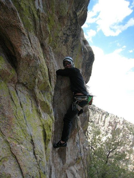 Rock Climbing Photo: Photo by Amber Ockfen
