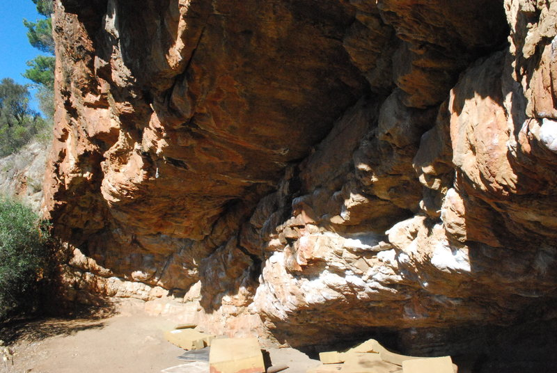 Rock Climbing Photo: Bachelor Pad, Adelaide, SA
