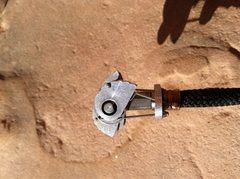 Rock Climbing Photo: alien