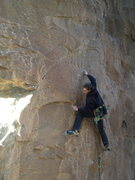 Rock Climbing Photo: Photo by Quincy Conway