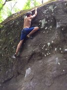 Rock Climbing Photo: The Crescent