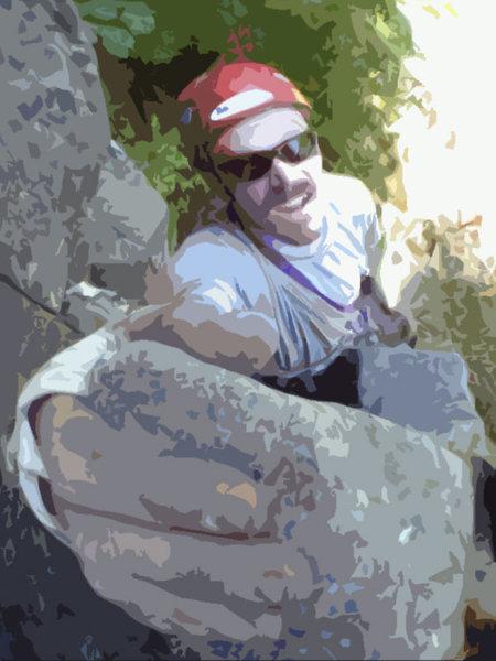 Rock Climbing Photo: Climbing at Index