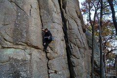 Rock Climbing Photo: Teresa