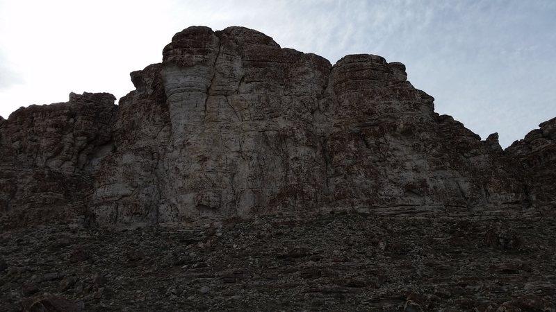 Wolfenstein rock