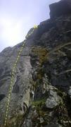 Rock Climbing Photo: Bulge Boogie