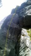 Rock Climbing Photo: Ego Extension