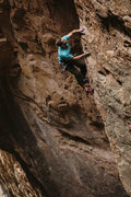Rock Climbing Photo: Free Refills 5.10, The Doctors Office Such an uniq...