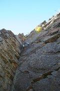 Rock Climbing Photo: Great climb