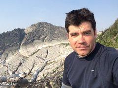 Rock Climbing Photo: Good morning
