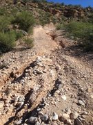 Rock Climbing Photo: bottom