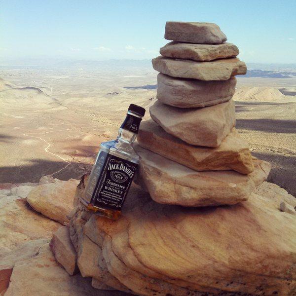 Summit of Whiskey Peak