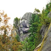 Rock Climbing Photo: A unique view of Wonderland.