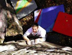 Rock Climbing Photo: Yup.  Baker.