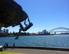 Rock Climbing Photo: MMC
