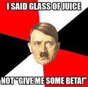 .....and finally, Hitler!