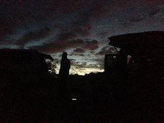 Rock Climbing Photo: Dawn Patrol, Joshua Tree NP