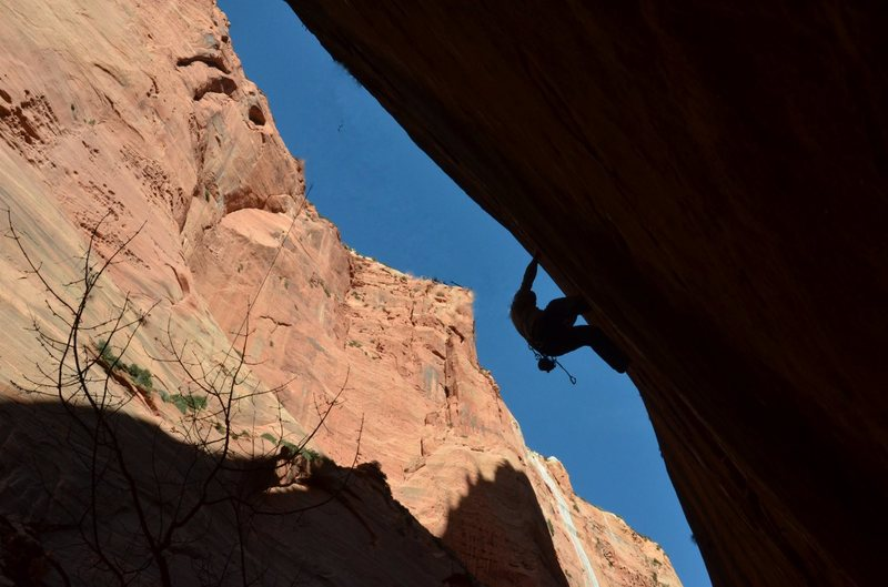 Rock Climbing Photo: Kolob, ut
