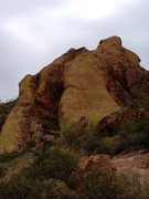Rock Climbing Photo: Minion Mtn.