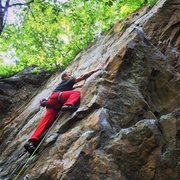Rock Climbing Photo: BB, pa
