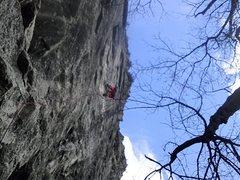 Rock Climbing Photo: Upper rock canyon, ut