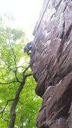 Rock Climbing Photo: Hi dirt, pa