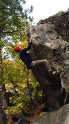 Rock Climbing Photo: Autumn '14