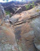 Rock Climbing Photo: Fun!