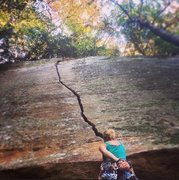 Rock Climbing Photo: So good!