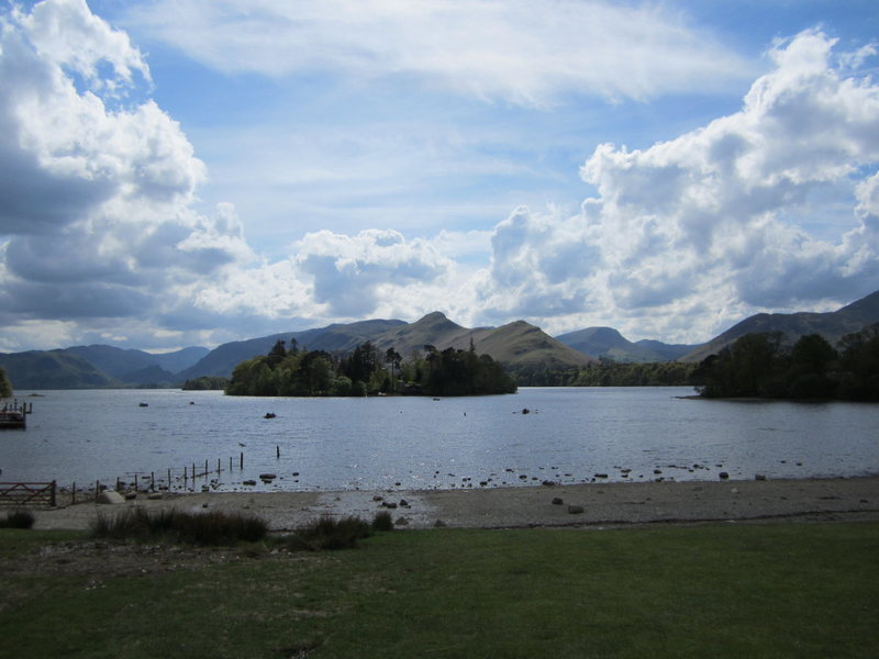 Derwentwater ,Borrowdale Valley