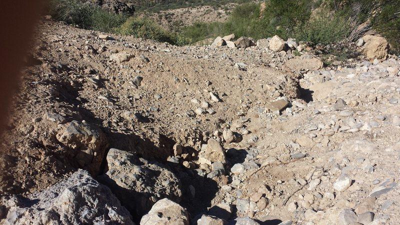 Rock Climbing Photo: Road