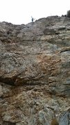 Rock Climbing Photo: Awesome climb I'm a short climber and it felt like...