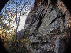Rock Climbing Photo: Lots o' rock