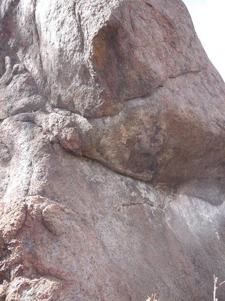 Rock Climbing Photo: La Coca.