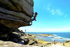 Rock Climbing Photo: Lets Go Retro  Photo by Tony Byles