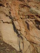 Rock Climbing Photo: Topo of Bucket List