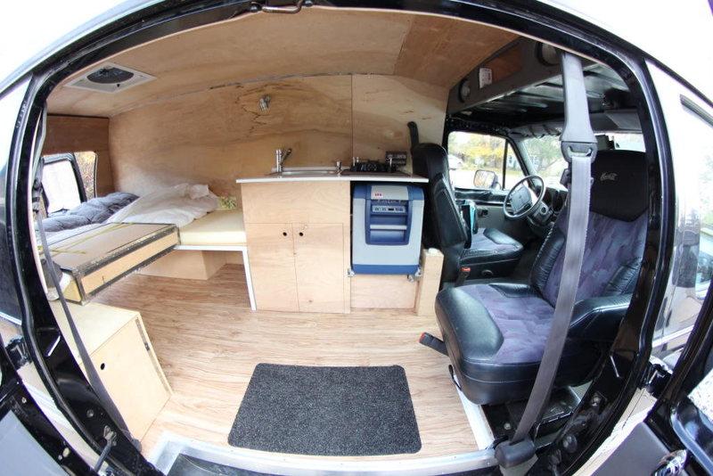 My Diy Camper Van