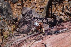 Rock Climbing Photo: Matthew