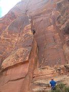 Rock Climbing Photo: Taking the Bar Exam