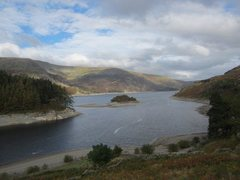 Rock Climbing Photo: Haweswater loking north
