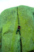 Rock Climbing Photo: Rythem & Blues