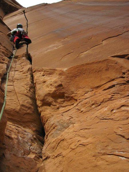 Rock Climbing Photo: Sooooo goooood.