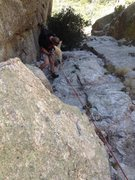 Rock Climbing Photo: Outback