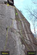Rock Climbing Photo: Micheline Absolution