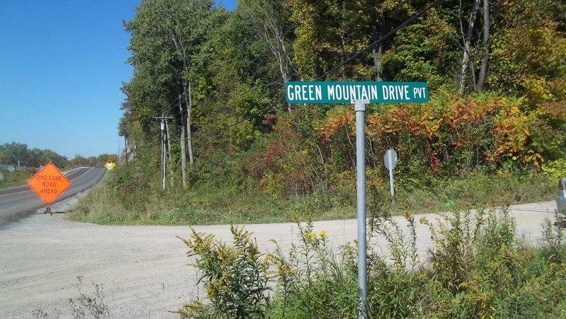 Turn here !