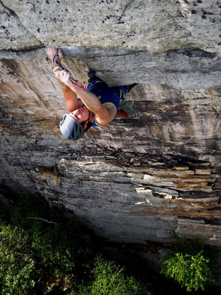 Rock Climbing Photo: Pump