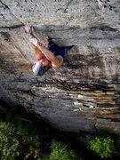 Rock Climbing Photo: Pump