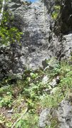 Rock Climbing Photo: Little bit of the routes, this pic is just at the ...